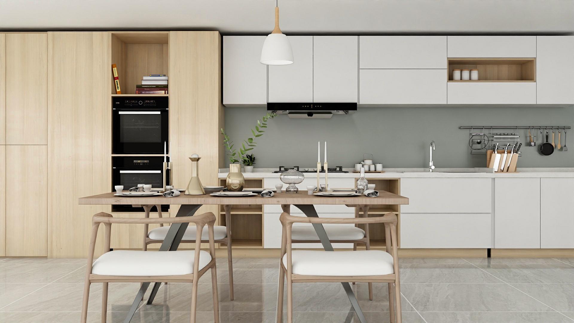 10步装出理想新厨房
